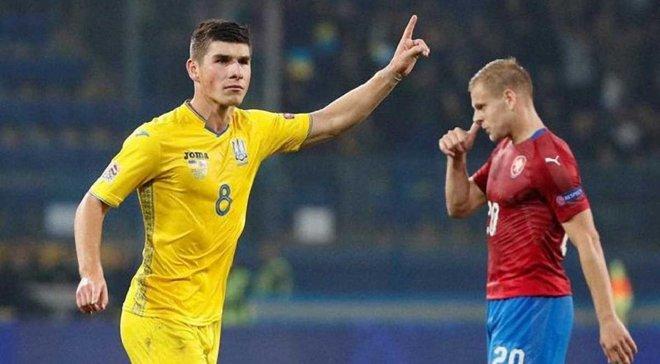 Хорошая игра Яремчука, подвиги Пятова и справедливый результат по xG – что говорят цифры о матче Украина – Чехия