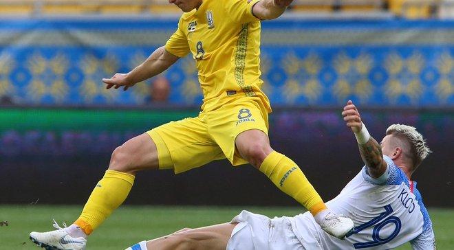 Маліновський потрапив у команду тижня FIFA 19