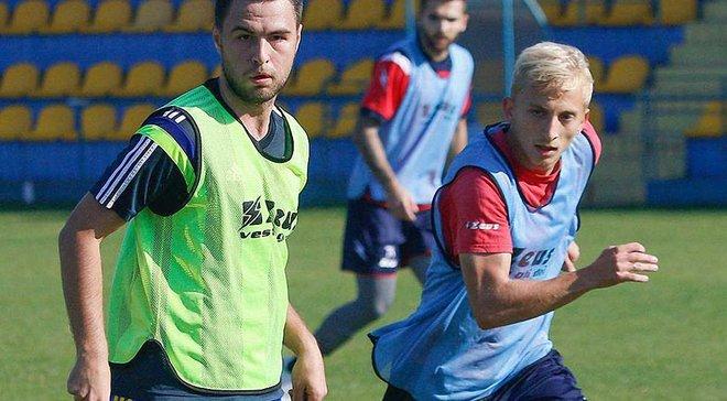 Арсенал-Киев просматривает воспитанника Динамо Чумака