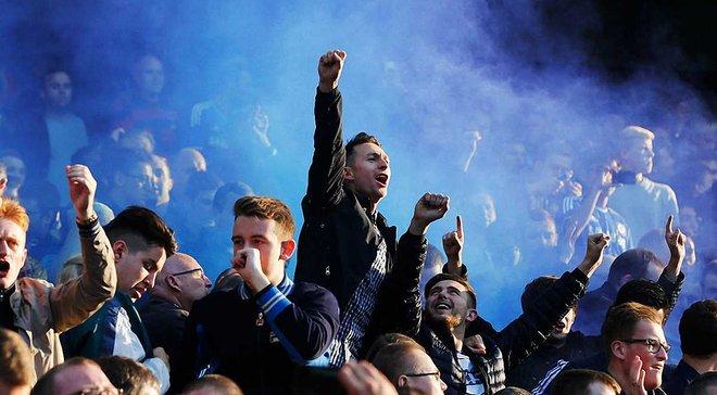Шахтер – Манчестер Сити: в Харьков приедет тысяча английских фанов
