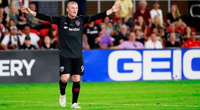Руни вновь забил шедевральный гол за ДС Юнайтед