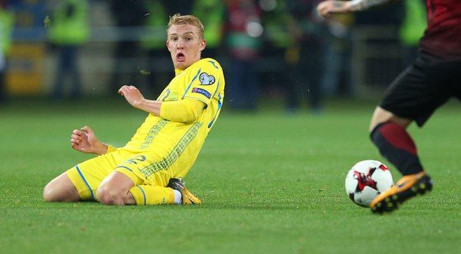 Несенюк: Причина успеха сборной Украины – отсутствие в составе Коваленко