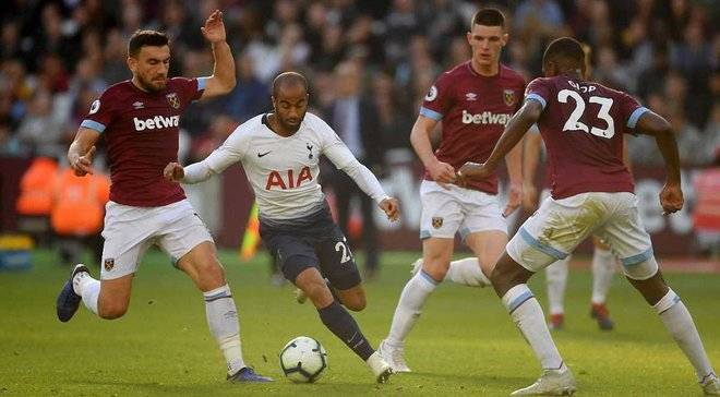 Вест Хем – Тоттенхем – 0:1 – відео гола та огляд матчу
