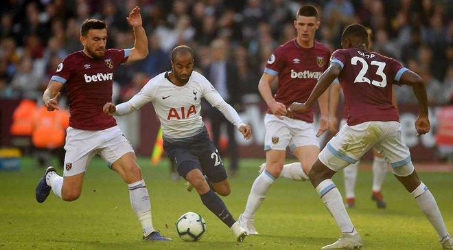 Вест Хэм – Тоттенхэм – 0:1 – видео гола и обзор матча