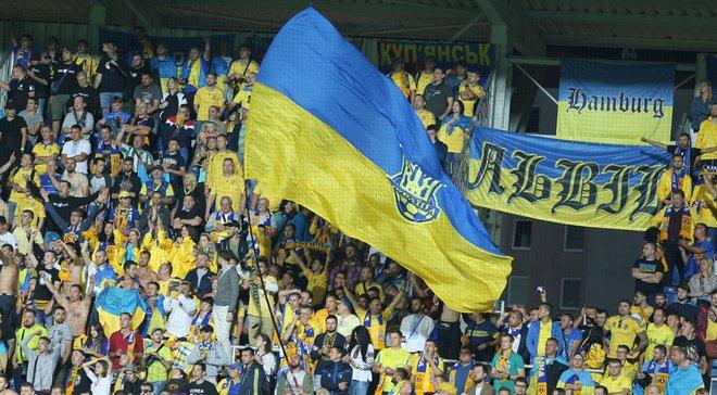 Словакия – Украина: билеты на матч Лиги наций поступили в продажу