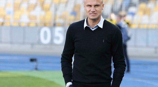 Шевчук: Я завжди тримаю своїх футболістів під тиском