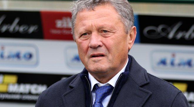 Маркевич объяснил, почему украинские футболисты едут играть в европейские чемпионаты