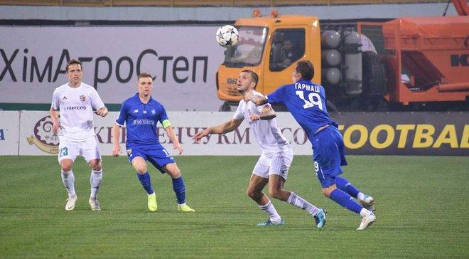 Ворскла – Динамо – 0:1 – відео гола та огляд матчу