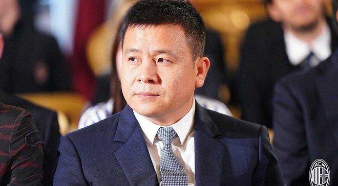 Китайский суд наложил санкции на бывшего владельца Милана