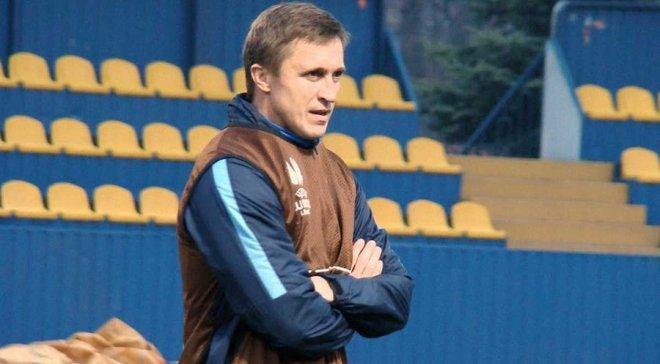 Нагорняк: В сборной Украины U-17 есть Эрик Шуранов – им интересовалась Бавария