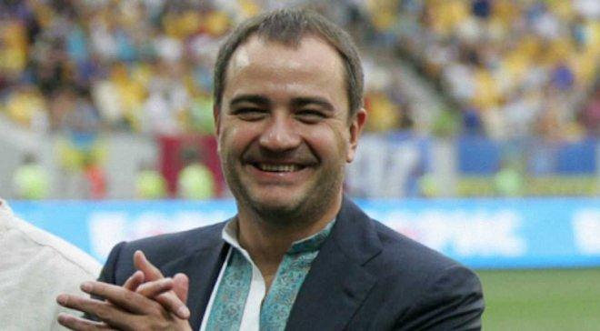 Павелко: Григорій Суркіс ніде не казав про бажання далі працювати в УЄФА