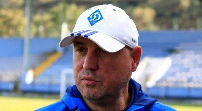 Тренер Динамо U-21 Мороз: Можливо, нагорі скажуть, що усіх тренерів киян – Хацкевича, Мороза, Костюка – треба покарати