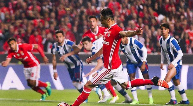 Каналы Спорт 1/2 будут транслировать матчи чемпионата Португалии