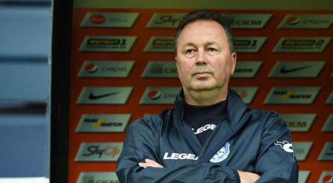 Червенков: Шевчук и Ротань – неопытные, как тренеры