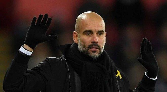Гвардіола підтвердив, що Манчестер Сіті хоче продовжити контракт Сане