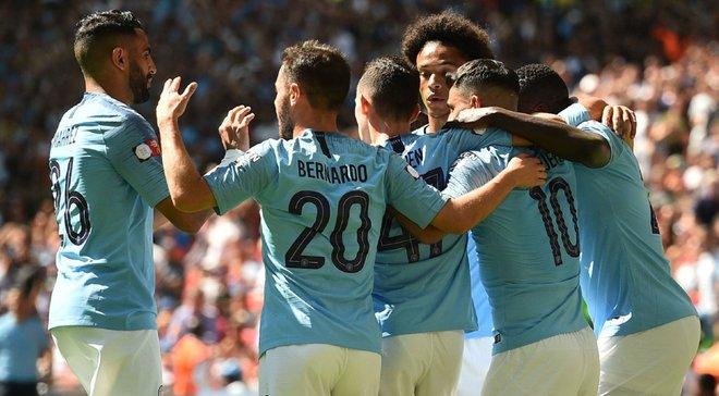 Манчестер Сити – Бернли: Зинченко начнет матч со скамейки запасных