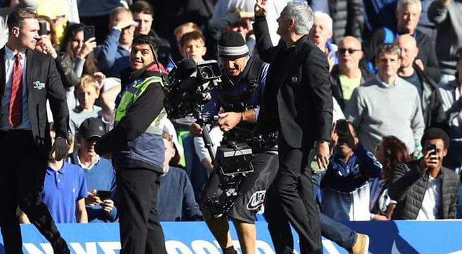 Моурінью прийняв вибачення тренера Челсі, з яким мав сутичку в кінці матчу