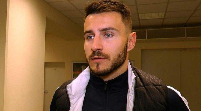 Вратарь СК Днепр-1 Юрчук получил жуткую травму – у голкипера перелом скуловой кости