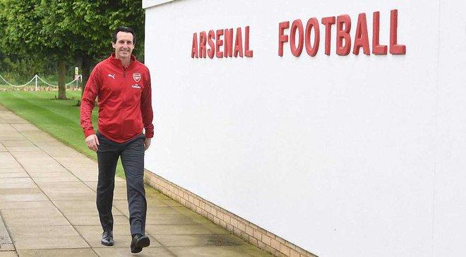 Эмери признался, какого игрока Арсенала хотел видеть в ПСЖ