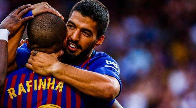 Барселона – Интер  – 2:0 – видео голов и обзор матча
