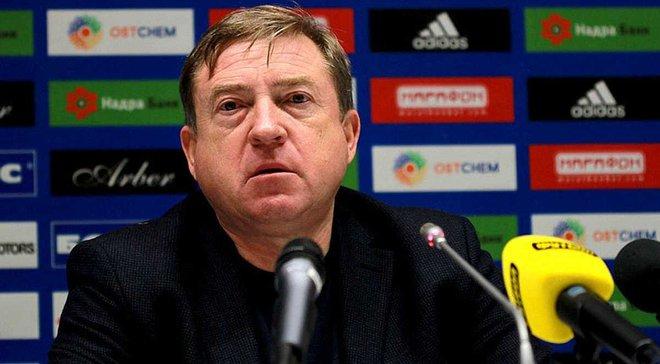 Грозный: Лола подвел команду, Арсенал-Киев не заслуживал поражения