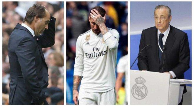 Почему Реал не увольняет Лопетеги, хотя переживает одну из мрачнейших серий в истории – Перес нашел неожиданный вариант