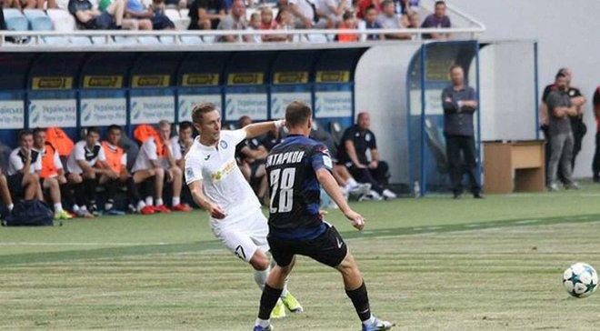 Олимпик – Черноморец – 1:0 – видео гола и обзор матча