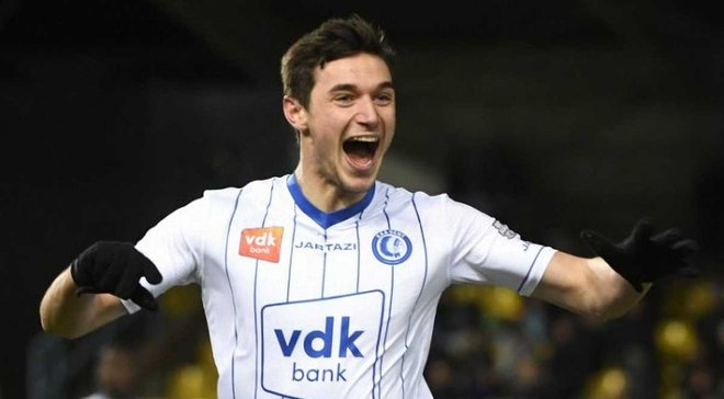 Яремчук забил гол за Гент – прервана безголевая серия