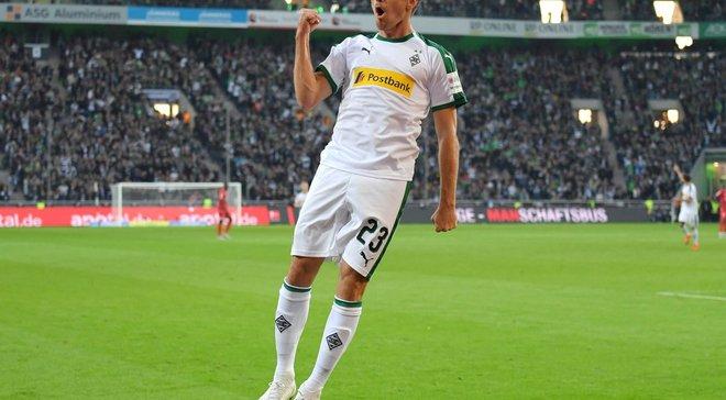 Півзахисник Борусії М Хофман відзначився хет-триком – це більше, ніж він забивав за 4 останні сезони