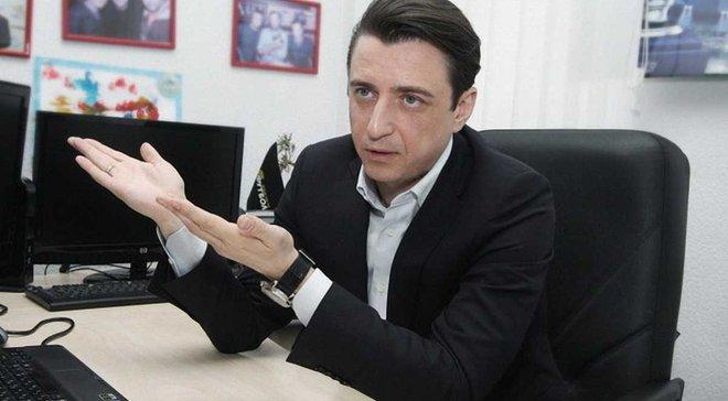 Денисов: Максимум Бойка – це судити матчі Київської області