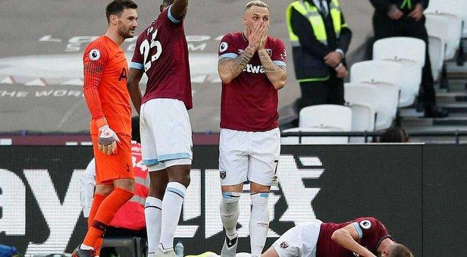 Главные новости футбола 21 октября: Ярмоленко из-за травмы пропустит длительный срок, Интер одолел Милан в дерби