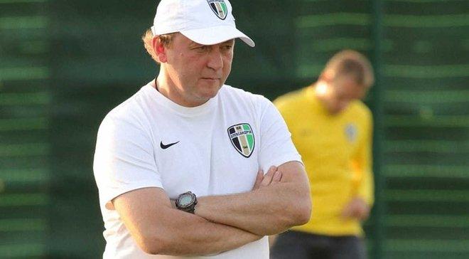 Шаран стал лучшим тренером 12 тура УПЛ