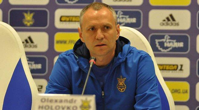 Головко: Для молодіжної збірної України третє місце – це реальний результат