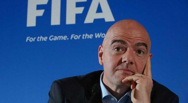 Інфантіно презентував проект реформи клубного чемпіонату світу – в УЄФА обурені таким варіантом