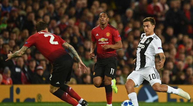 Манчестер юнайтед аякс начало матча