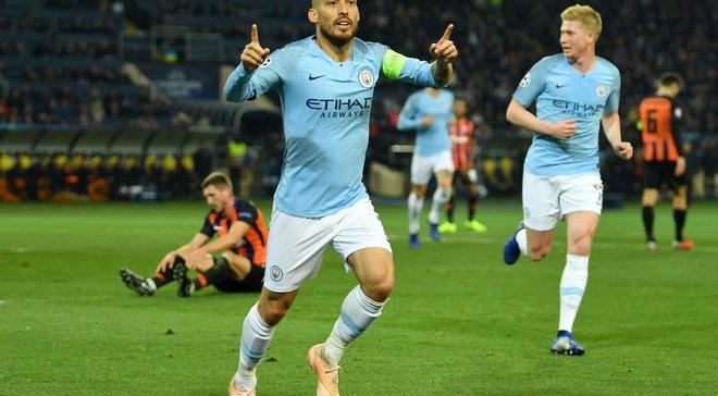 """Шахтер – Манчестер Сити: """"горняки"""" впервые дома проиграли английской команде в еврокубках"""