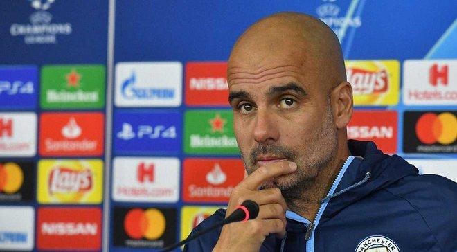 Шахтер – Манчестер Сити: послематчевая пресс-конференция Хосепа Гвардиолы