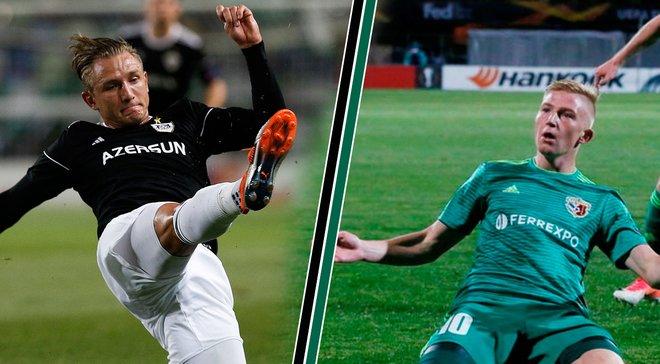 Карабах – Ворскла: анонс матча Лиги Европы