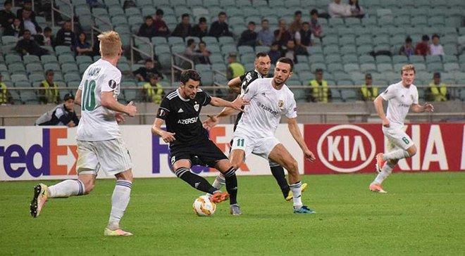 Карабах – Ворскла  – 0:1 – відео гола та огляд матчу