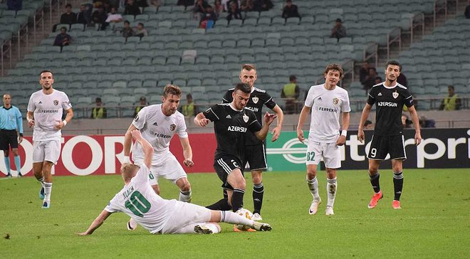 Лига Европы: Ворскла минимально одолела Карабах – провал в первом тайме, джокер от Сачко и выплата долга Фортуной