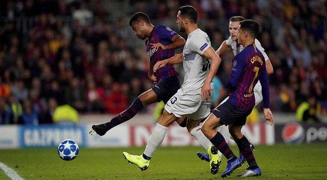 Барселона – Интер: онлайн-трансляция матча Лиги чемпионов – как это было