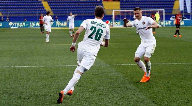 Карабах – Ворскла: де дивитись матч Ліги Європи
