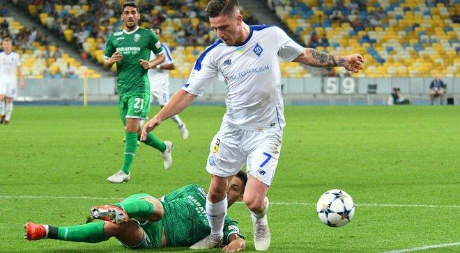 Вербич: Поединок с Ренном обещает быть для Динамо самым сложным в группе