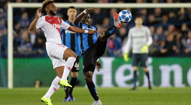 Брюгге – Монако – 1:1 – відео голів та огляд матчу