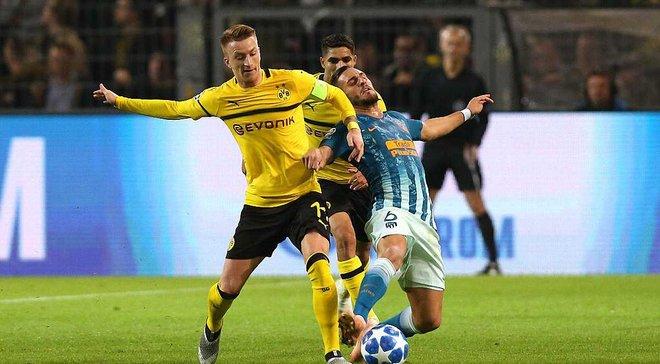 Лига чемпионов: Боруссия уничтожила Атлетико в Дортмунде, Порту уверенно победил Локомотив