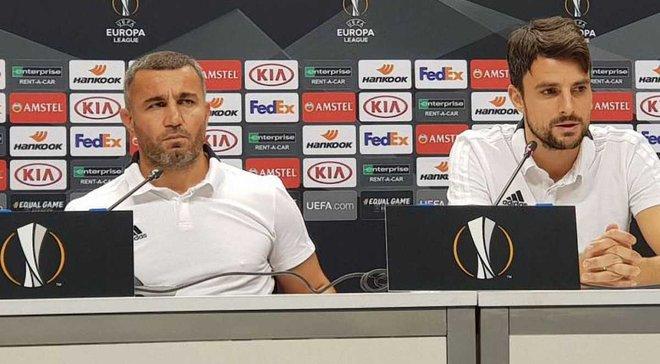 Тренер Карабаха Гурбанов: Ворскла вміє забивати, треба бути уважними