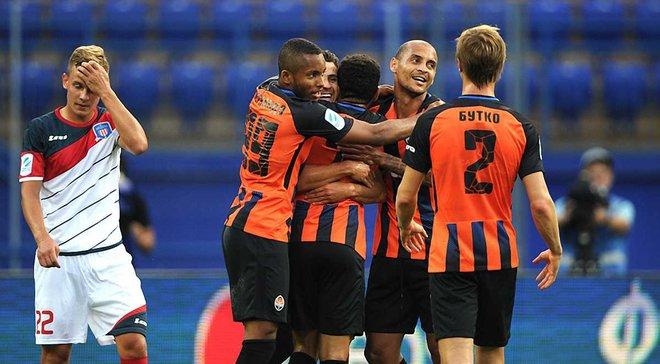 Шахтар без проблем розгромив Арсенал-Київ і відірвався від Динамо