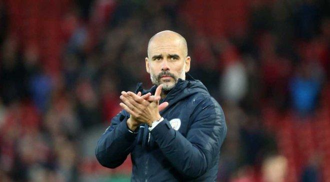 Гвардиола: Я не буду тренировать ни один английский клуб, кроме Манчестер Сити