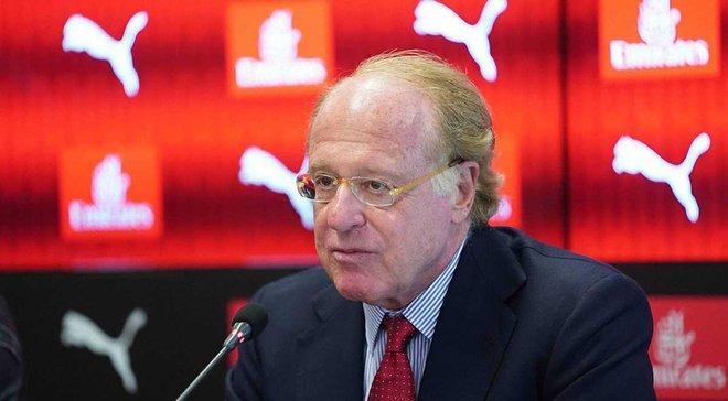Президент Милана рассказал, когда клуб решит вопрос со стадионом команды