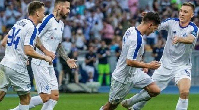 Ренн – Динамо: киевляне будут играть в белой форме